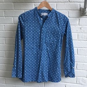 Madewell Size XS button down shirt
